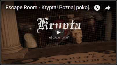 krypta film escape room