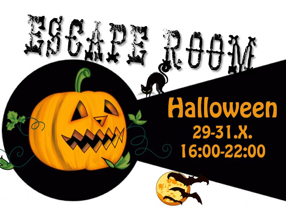 Halloween Escape Room 2017