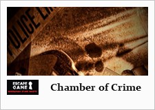 escape room in warsaw - the chamber of crime