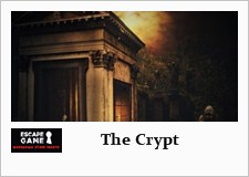 escape room in warsaw - the cypt