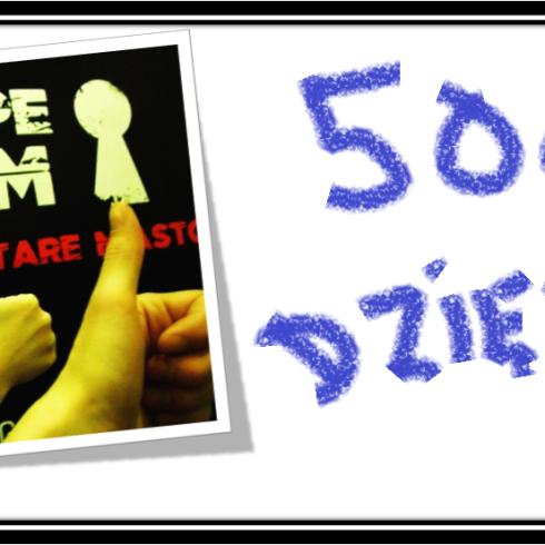 500 polubień facebook Escape Room Warszawa