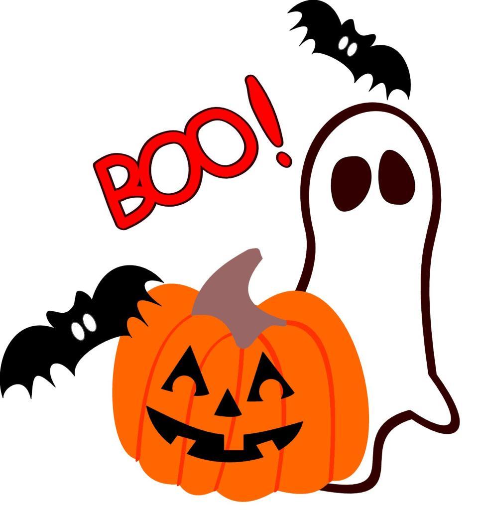 Halloween potworki