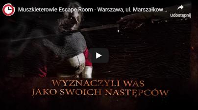 spisek kardynała film escape room